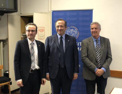 Ricerca: accordo tra Università di Parma e Fondazione Cariparma