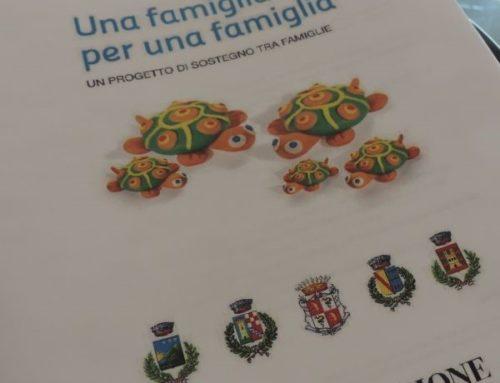 """Il progetto """"Una famiglia per una famiglia"""" per i Comuni dell'Unione Pedemontana"""