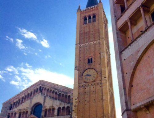 Restauro del Campanile della Cattedrale di Parma