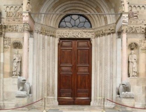Restaurata la Cattedrale di Fidenza
