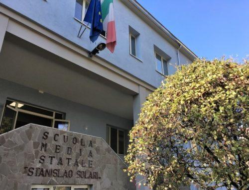 """Riqualificazione energetica Scuola """"Solari"""" di Felino"""