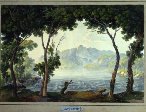 "Giuseppe Alinovi, ""Lago Santo"""