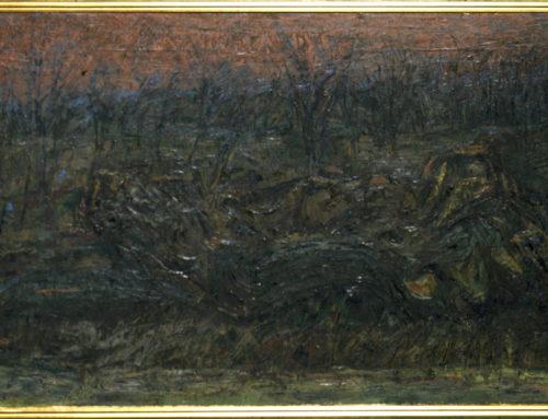 """Goliardo Padova, """"Paesaggio n. 31"""""""