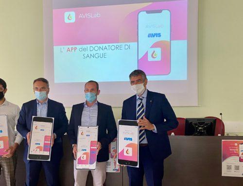 Presentata AVISLab, l'app di Avis Provinciale Parma
