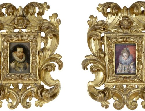 Alessandro Farnese e Maria d'Aviz