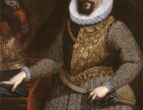 Ranuccio I Farnese e Margherita Aldobrandini