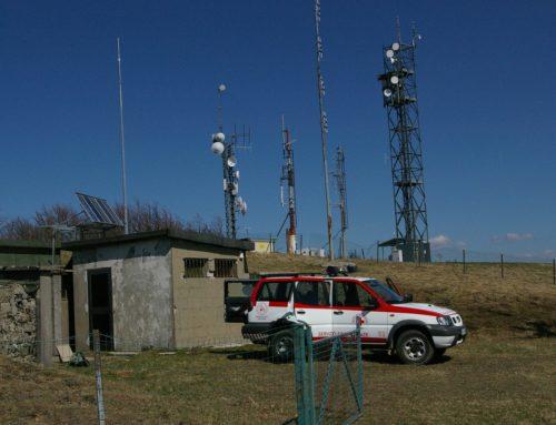 Potenziato l'impianto di radiocomunicazione della CRI provinciale di Parma