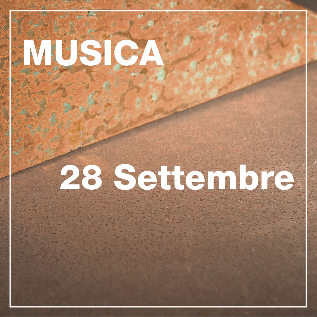 Musica - 28 Settembre