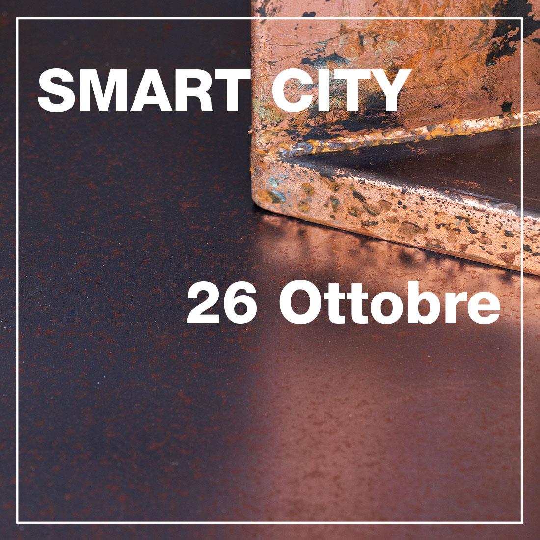 Smart city - 26 Ottobre
