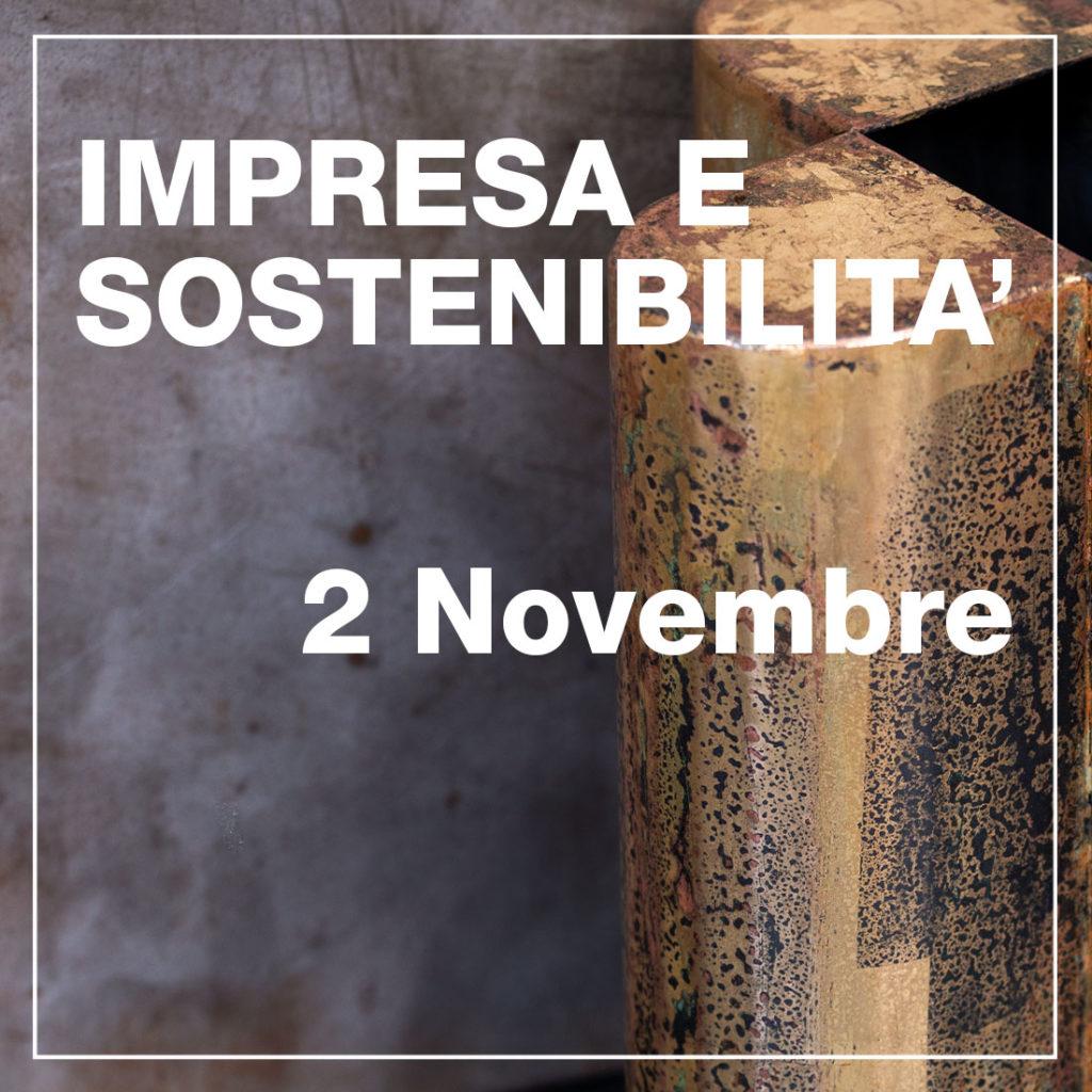 Impresa e sostenibilità - 2 Novembre